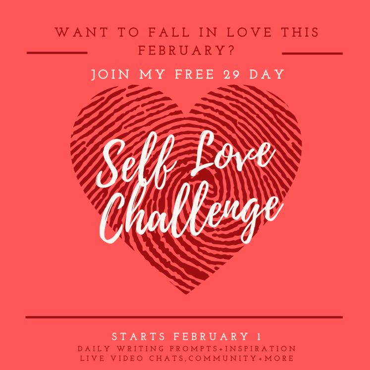 Self Love Challenge image